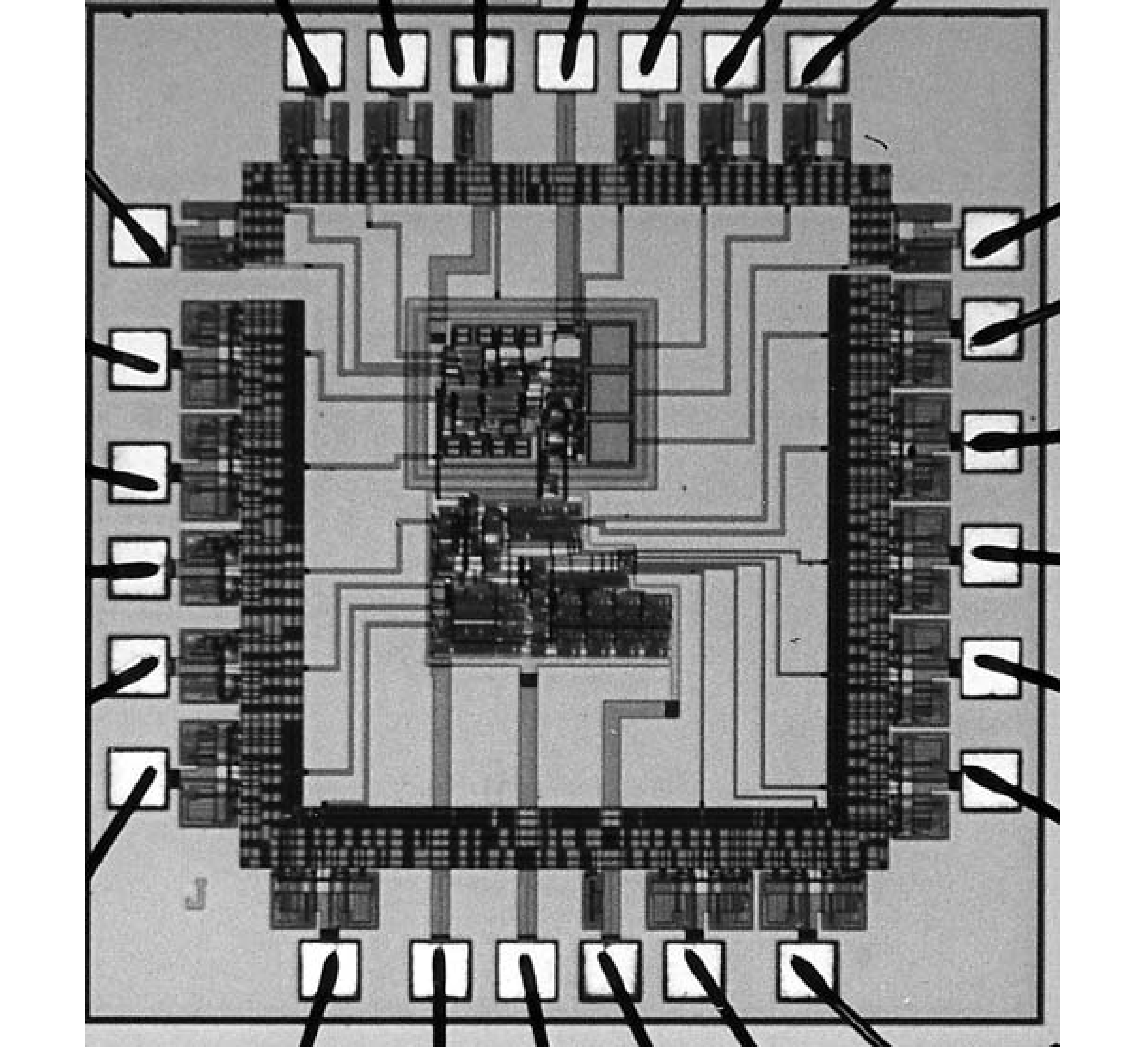integrated circuits research paper An integrated circuit is an assembly of interconnected components on a small semiconductor chip, usually made of silicon as always the smithsonian chip collection is a must see (url: smithsonianchipssiedu.